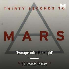 Oblivion 30 Seconds to Mars