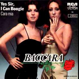 Yes Sir, I Can Boogie (BACCARA cover) Алина Паш