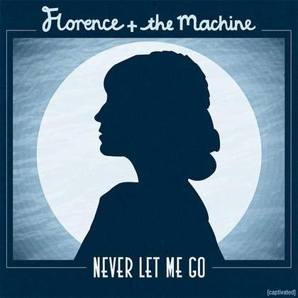 Never Let Me Go (Instrumental минусовка) Florence and The Machine