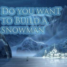 Do You Want To Build A Snowman? (instrumental) Frozen