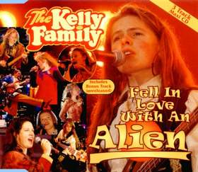 Fell In Love With An Alien (влюбилась в иностранца) Galaxy  Deejay Jay vs. The Kelly Family