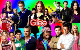 Tell Me Something Good 1х21 Glee Cast