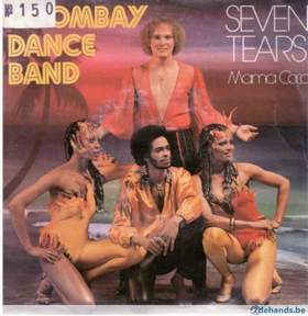 seven tears goombay dance band