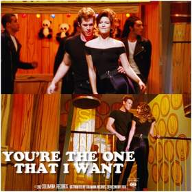 You're the One That I Want (Glee) Grease (
