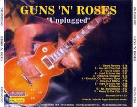 One In A Million (Unplugged) Guns N' Roses