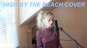 Lana Del Rey Cover-Holly Henry High by the Beach