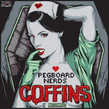 Coffins Pegboard Nerds x MisterWives
