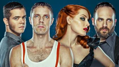 |It can't come quickly enough (Клубная мания)| |Scissor Sisters|