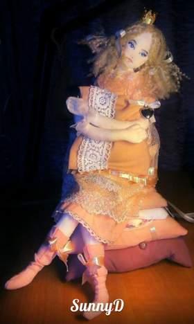 Порно сказка принцесса на горошине