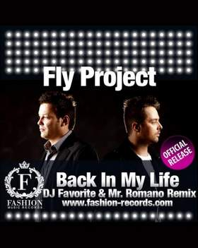 Back in my Life (минус, бэк) Fly Project