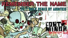Remember The Name (Rock Remix) Fort Minor