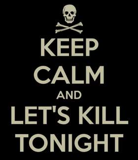 Let's Kill Tonight Panic At The Disco